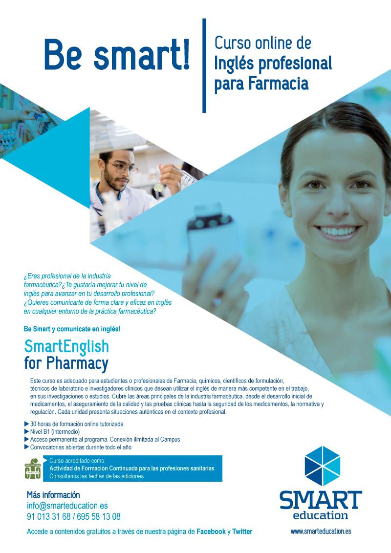 smartenglish for pharmacy